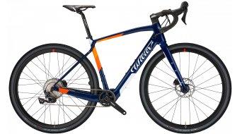 "Wilier Jena Hybrid 28"" E-Bike Gravelbike Komplettrad Shimano GRX 1X/Wilier NDR30AC Alu Gr. L blue/orange glossy Mod. 2020"