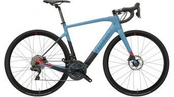 Wilier Cento1 Hybrid 28 E-Bike bici carretera bici completa Shimano Ultegra Di2 / Wilier NDR30AC tamaño XS azul/negro color apagado Mod. 2021