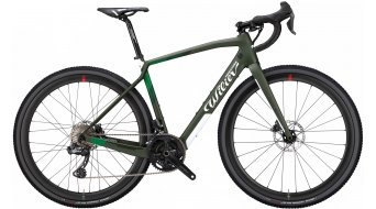 Wilier Jena Hybrid 28 E-Bike Gravel bici completa Shimano GRX 1x11 / Wilier NDR30AC Mod. 2021