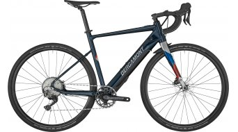 Bergamont E-Grandurance Elite 28 E-Bike Gravel bici completa midnight azul/chrome Mod. 2021