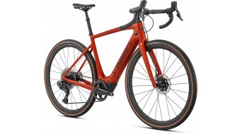 Specialized S-Works Turbo Creo SL EVO 28 E-Bike Gravel bici completa tamaño S gloss redwood/satin carbono Mod. 2021