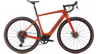 Specialized S-Works Turbo Creo SL EVO 28 E-Bike Gravel Komplettrad gloss redwood/satin carbon Mod. 2021