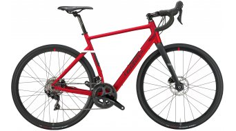 Wilier Triestina Hybrid 28 Gravel 整车 Shimano GRX 1x11 / Wilier NDR30AC 型号 XL red/black matt 款型 2021