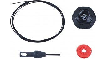 Bontrager BOA IP1 kit di-destra black