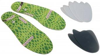 Specialized High Performance Fußbett Gr. 36-38 green hohe Wölbung