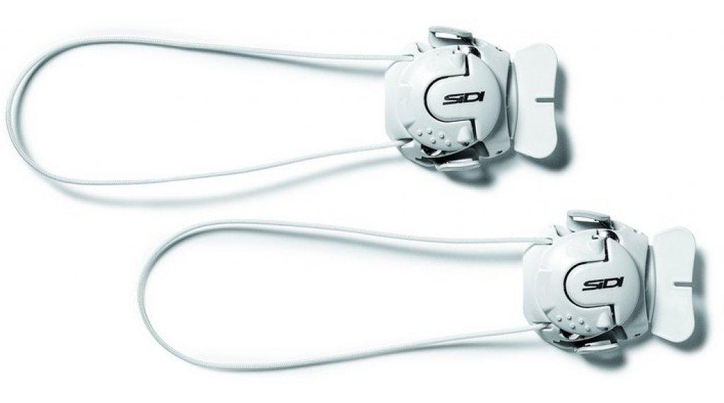Sidi Tecno3 Micro-Lock Drehverschluss System kurz weiß