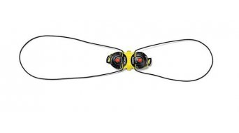 Sidi Double Tecno-3 System Drehverschluss yellow/black