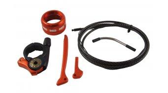 Kind Shock Remote levier i900/i950 noir/orange inkl. câble et boîtier