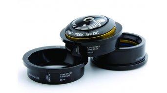 Cane Creek Angle set ZS49 bearing cap top/bottom black