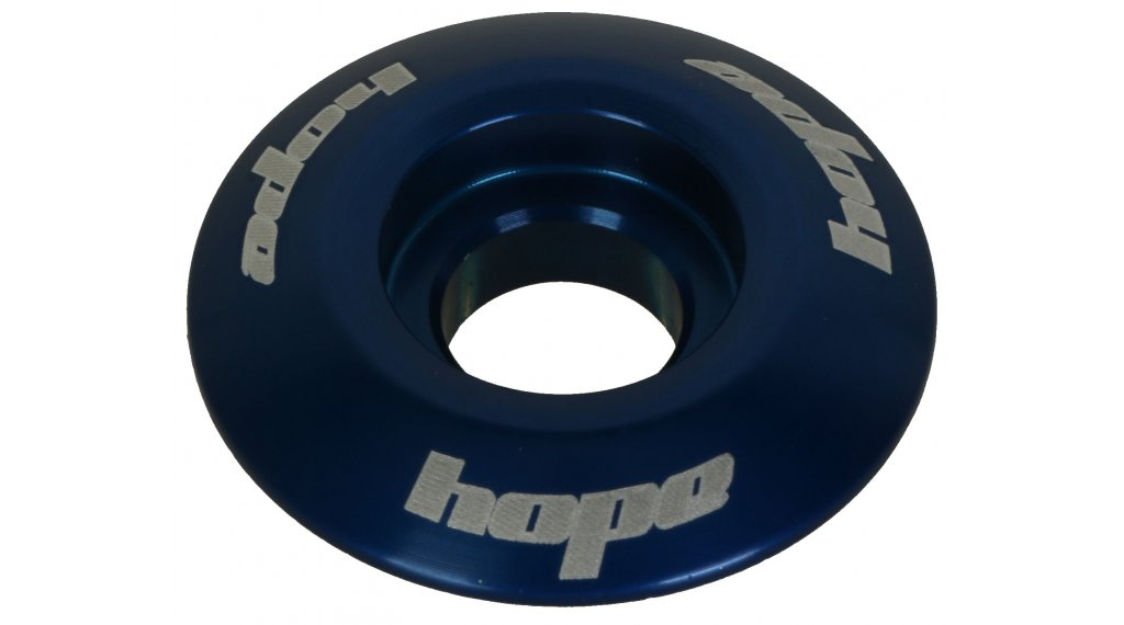 "Hope headset spare parts A-Head cap 1 1/8"" blue"