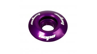 "Hope headset spare parts A-Head cap 1 1/8"" purple"