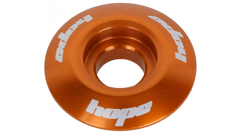 "Hope headset spare parts A-Head cap 1 1/8"" orange"