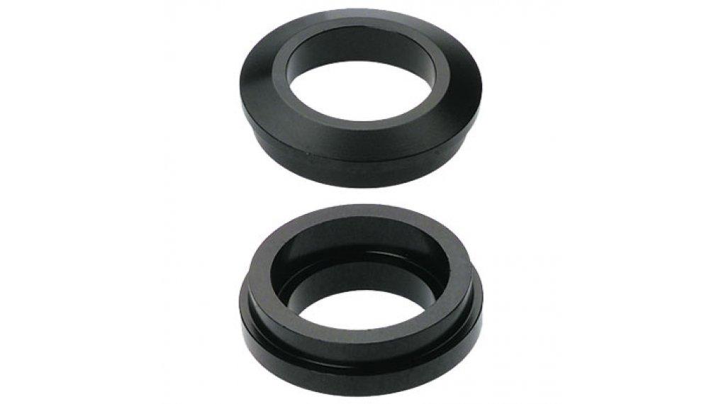 Problem Solvers Steuersatz Reduzierhülsen Cannondale Headshock Adapter 2=>1-1/8 (50,8mm=>34 mm)