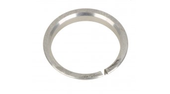 Tune BOBO/BUBU/BUBI headset- bevel for 1 1/8 steerer silver