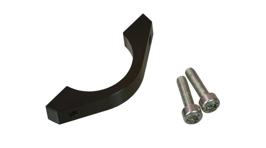 Rohloff Torxschrauben und Schelle für Schaltdrehgriff leicht