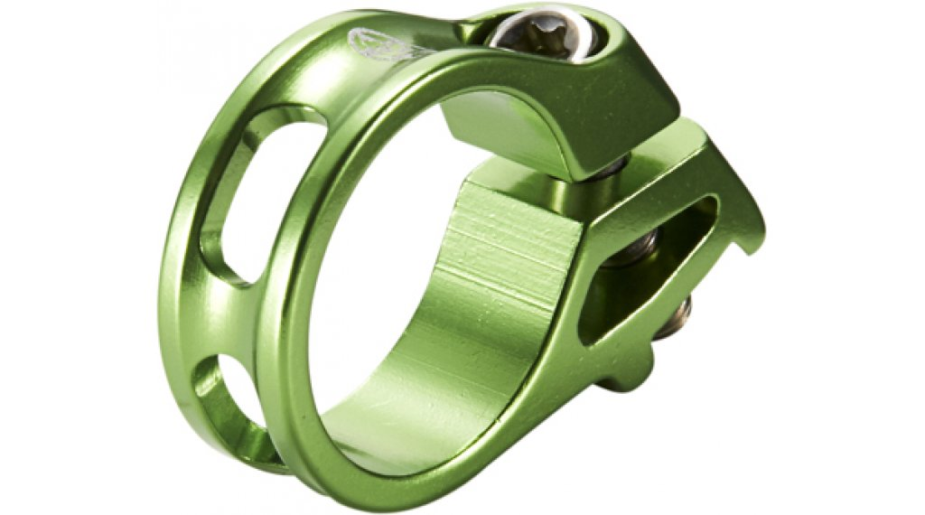 Reverse Triggerklemme für Sram light green