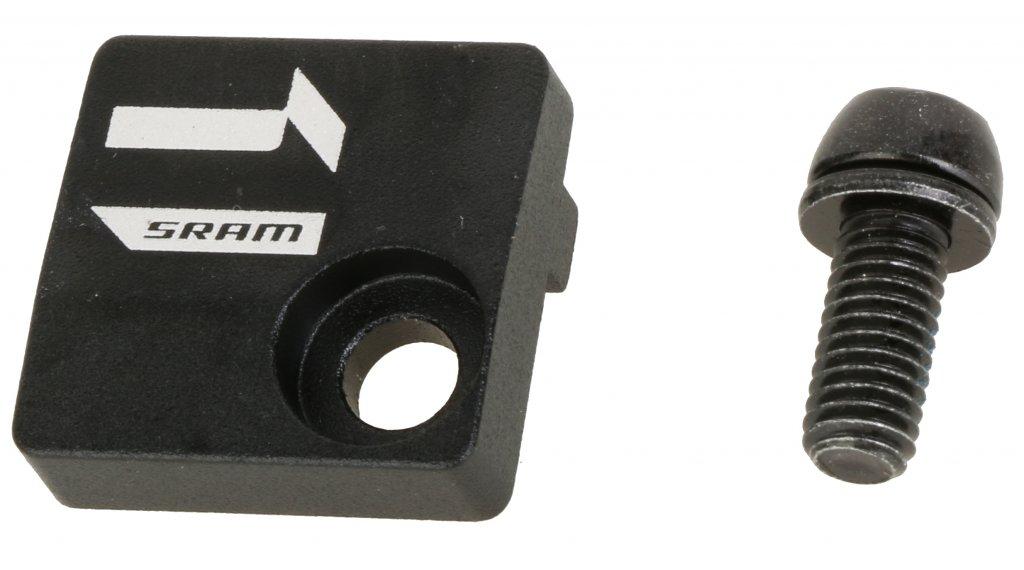 SRAM copertura per High Direct Mount Umwerfer attacco nero