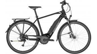 "Bergamont E-Horizon 6 500 Gent 28"" E-Байк трекинг Велосипед, размер 60 cm черно/черно/silver (матов/лъскав) модел 2020"