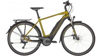 """Bergamont E-Horizon 7 Gent 28"""" E- bike trekking bike cm gold/black (matt) 2020"""