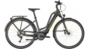 "Bergamont E-Horizon Expert 600 Amsterdam 28"" E-Bike Trekking Komplettrad cm anthracite/black/gold (matt) Mod. 2020"
