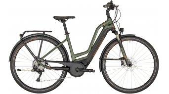 """Bergamont E-Horizon Edition Amsterdam 28"""" E-Bike Trekking Komplettrad cm pale green/black/copper (matt) Mod. 2020"""