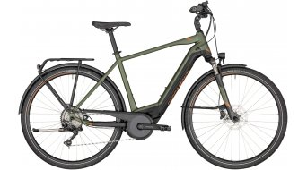 "Bergamont E-Horizon Edition Gent 28"" e-bike trekking fiets cm pale green/black/copper (mat) model 2020"