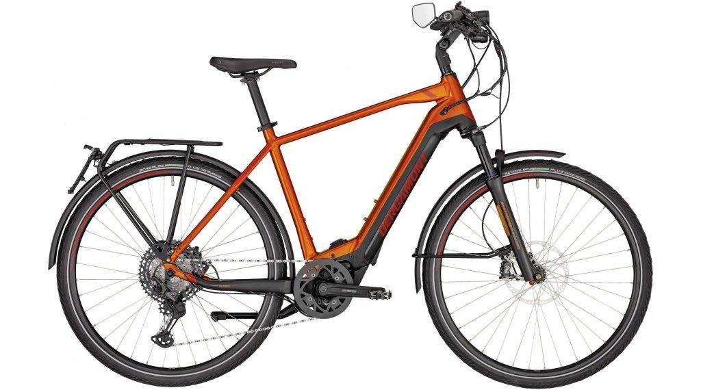 """Bergamont E-Horizon Elite Speed Gent 28"""" E-Bike Trekking Komplettrad Gr. 52 cm dirty orange/black (matt/shiny) Mod. 2020"""