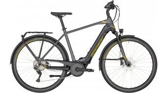 """Bergamont E-Horizon Expert 600 Gent 28"""" E- bike trekking bike cm anthracite/black/gold (matt) 2020"""
