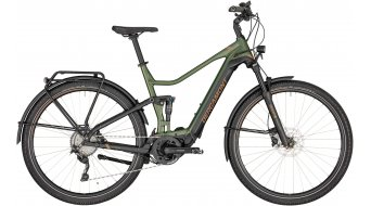 "Bergamont E-Horizon FS Expert 600 28"" e-bike trekking fiets cm pale green/black/copper (mat) model 2020"