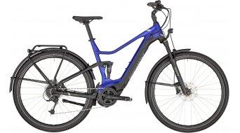 "Bergamont E-Horizon FS Edition 28"" E-Bike Trekking Komplettrad cm atlantic blue/black/silver (matt/shiny) Mod. 2020"