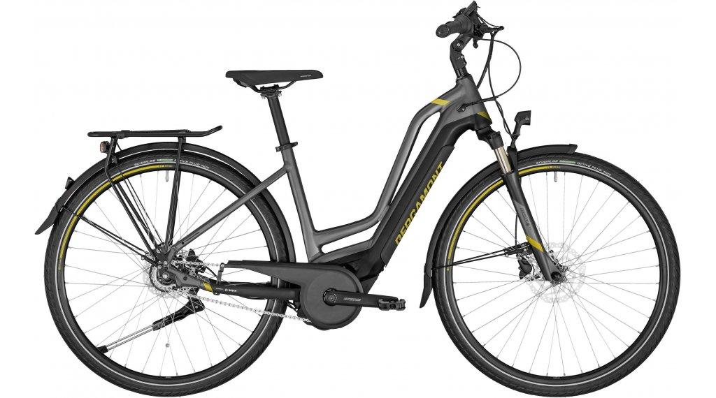 "Bergamont E-Horizon N8 CB 500 Amsterdam 28"" E-Bike Trekking Komplettrad Gr. 44 cm anthracite/black/gold (matt) Mod. 2020"