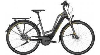 "Bergamont E-Horizon N8 CB 500 Amsterdam 28"" elektromos kerékpár Trekking komplett kerékpár cm anthracite/black/arany (matt) 2020 Modell"