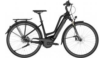 "Bergamont E-Horizon N8 FH 500 Amsterdam 28"" E-Bike Trekking Komplettrad cm black/black/silver (matt/shiny) Mod. 2020"