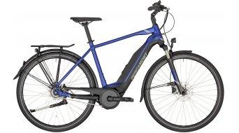 "Bergamont E-Horizon N8 FH 500 Gent 28"" E- bike trekking bike size 48 cm atlantic blue/black/silver (matt/shiny) 2020"