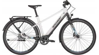 "Bergamont E-Solace Edition 28"" E-Bike Urban Komplettrad cm white/black/blue (matt) Mod. 2020"
