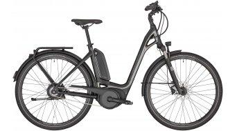 """Bergamont E-Ville Pro 28"""" E- bike Urban bike cm black/silver (matt/shiny) 2020"""