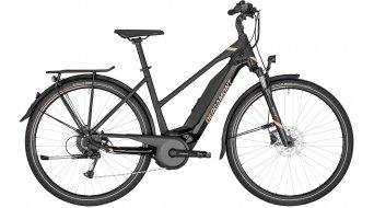 "Bergamont E-Horizon 6 500 Lady 28"" E-Bike Trekking Damenkomplettrad cm black/black/rosé (matt/shiny) Mod. 2020"