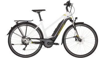 "Bergamont E-Horizon 7 Lady 28"" e-bike trekking dameskomplettrad cm white/black/goud (mat/shiny) model 2020"