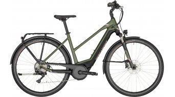 "Bergamont E-Horizon Edition Lady 28"" E-Bike Trekking Damenkomplettrad cm pale green/black/rosé (matt) Mod. 2020"