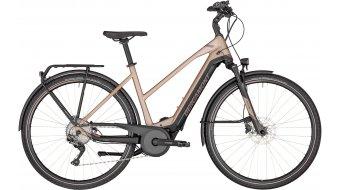 "Bergamont E-Horizon Expert 600 Lady 28"" E-Bike Trekking Damenkomplettrad cm rosé gold/black (matt) Mod. 2020"