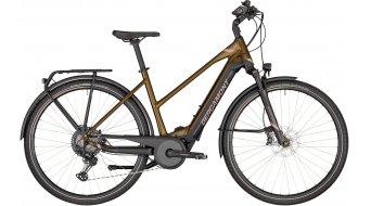 "Bergamont E-Horizon Elite Lady 28"" E-Bike Trekking Damenkomplettrad cm tobacco brown/black/rosé (matt/shiny) Mod. 2020"