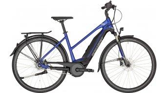 "Bergamont E-Horizon N8 FH 500 Lady 28"" E-Bike Trekking Damenkomplettrad cm atlantic blue/black/silver (matt/shiny) Mod. 2020"