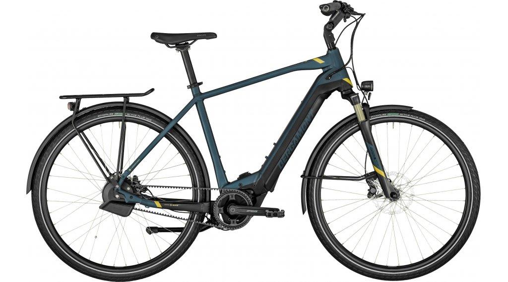 Bergamont E-Horizon Pro Belt 28 E-Bike Trekking bici completa Caballeros tamaño 52cm dark petrol/negro Mod. 2021