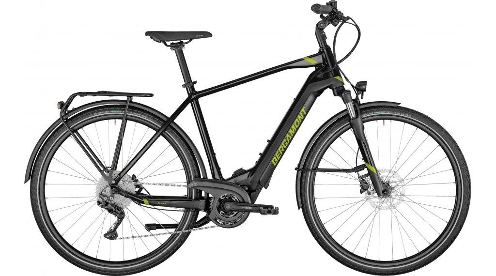 Bergamont E-Horizon Sport 28 E-Bike Trekking Komplettrad Herren Gr. 48cm black Mod. 2021