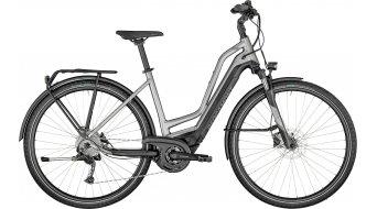 Bergamont E-Horizon Tour 500 Amsterdam 28 E-Bike Trekking Komplettrad chrome/black Mod. 2021