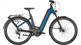 Bergamont E-Ville Edition 28 elektrokolo Urban úplnýrad black/pacific blue model 2021