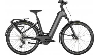 Bergamont E-Ville Elite 28 E-Bike Urban 整车 型号 black/silver 款型 2021