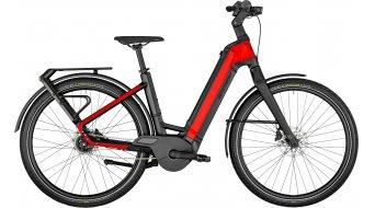 Bergamont E-Ville Expert Rigid 28 elektromos kerékpár Urban komplett kerékpár Méret 58cm black/red 2021 Modell