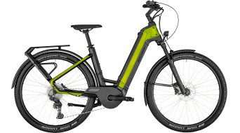 Bergamont E-Ville SUV 28 E-Bike Urban Komplettrad black/lime green metallic Mod. 2021