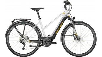 Bergamont E-Horizon Sport 28 elektromos kerékpár Trekking komplett kerékpár női white/black/arany 2021 Modell